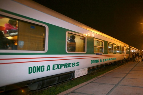 Dong A Express Train